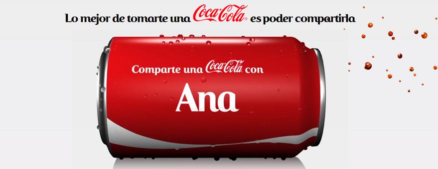 Bote de Coca-Cola
