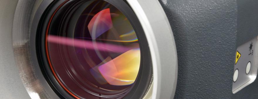 Limpieza lentes focales