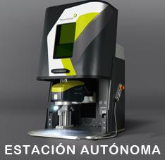 Estacion laser autonoma