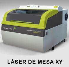 Laser de mesa