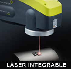 Laser integrable