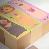 Imprimir juguetes madera