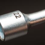 Identificación de herramientas y utillaje con láser